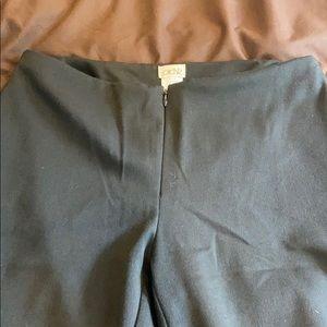 Cache black dress pant